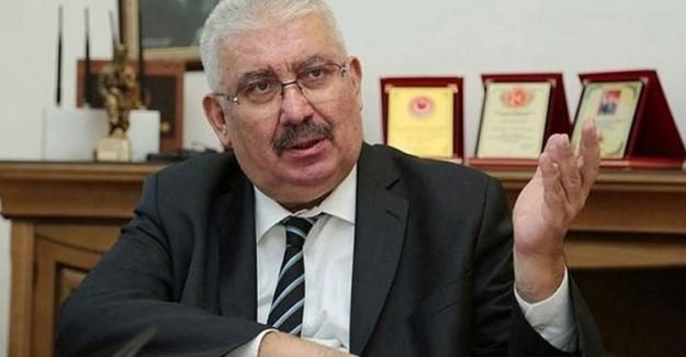 MHP Genel Başkan Yardımcısı Semih Yalçın'dan Aday Açıklaması: Yeniden Değerlendireceğiz