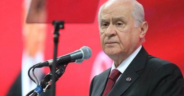 MHP Genel Başkanı Bahçeli Seçim Sonuçlarını Değerlendirdi