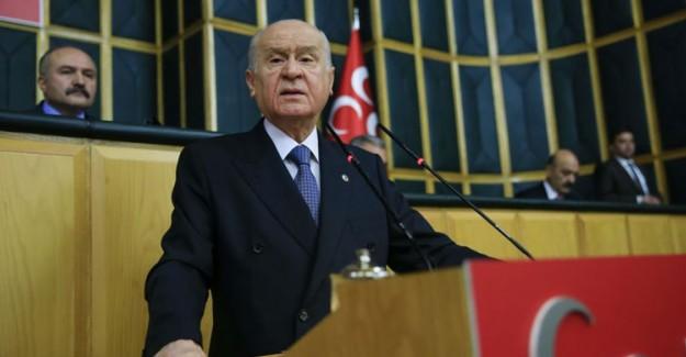 MHP Lideri Bahçeli EYT Düzenlemesine Neden Destek Vermediklerini Açıkadı!