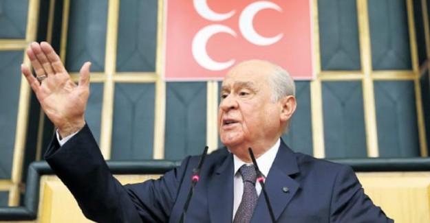 MHP Lideri Bahçeli Grup Başkanvekili Erhan Usta'yı Görevden Aldı!