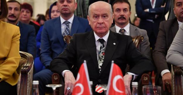 MHP'den Kritik Açıklama: AK Parti'nin Görüşü Çok Önemli!