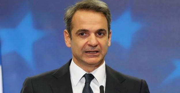 Miçotakis'ten Bakan ve Milletvekillerine Bağış Çağrısı