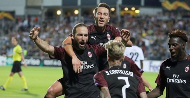 Milan 3 Puanı Tek Golle Aldı!