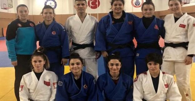 Milli Judocular Ülkemizi Almanya'da Temsil Edecek