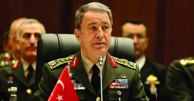 Milli Savunma Bakanı Hulusi Akar NATO Toplantısı İçin Brüksel'e Gidecek
