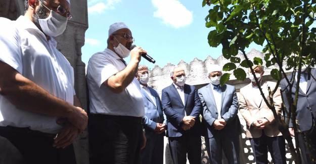 Mimar Sinan 'Kalfalık Eserim' Dediği Süleymaniye Camii'nde Anıldı