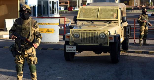 Mısır Ordusu'ndan Uyuşturucu Operasyonu