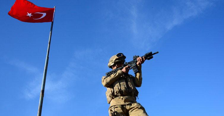 MİT'in Başarılı Operasyonunda 3 Terörist Öldürüldü