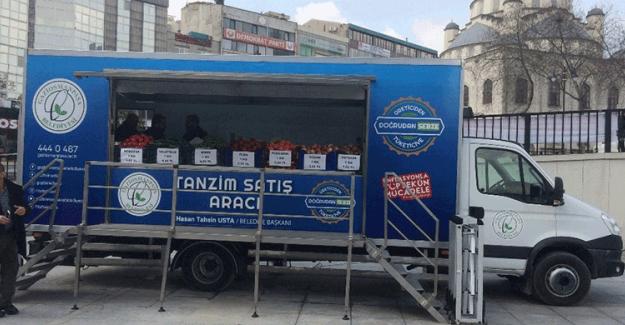 Mobil Tanzim Satışları İstanbul Gaziosmanpaşa'da Başladı