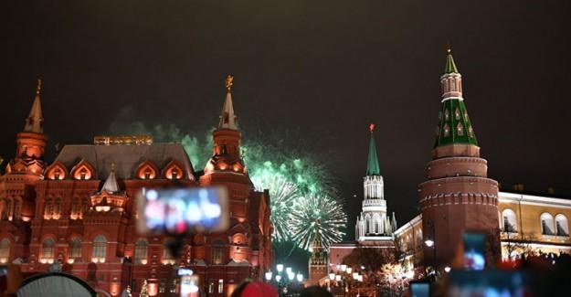 Moskova'da Türkler İçin Organizasyon Düzenlendi