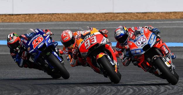 MotoGP Heyecanı Malezya'da Devam Edecek!