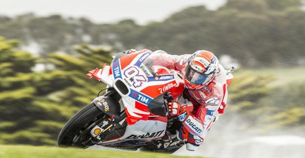 MotoGP'de Avusturya Ayağının Kazananı Dovizioso