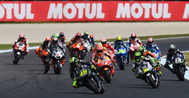 MotoGP'de İspanya Grand Prix'sine Coronavirüs Engeli