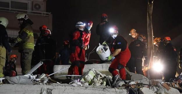 Mucize Gerçekleşti! Çöken Binadan 33 Saat Sonra Çıkartıldı