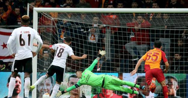 Muslera'dan Benfica Maçı Sonrası Penaltı İsyanı
