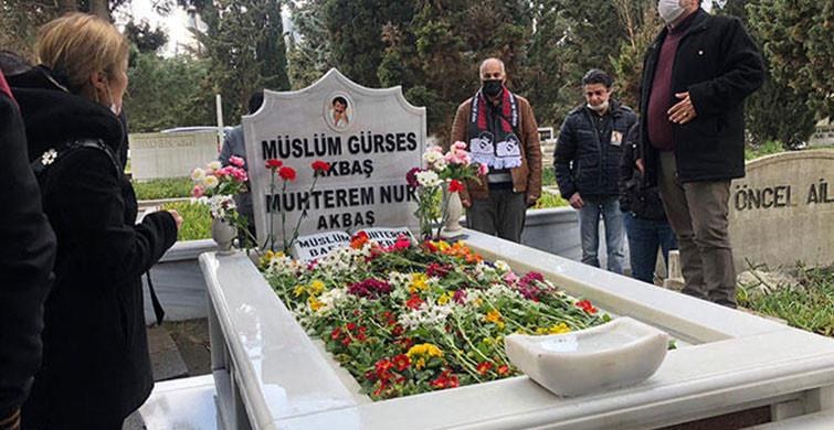 Müslüm Gürses, 8. Ölüm Yıldönümünde Mezarı Başında Anıldı!