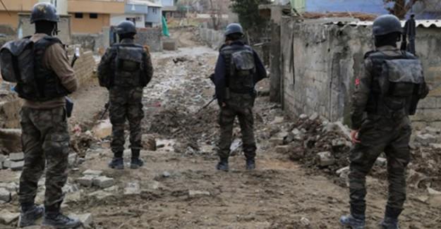 Muş'ta Terör Operasyonu