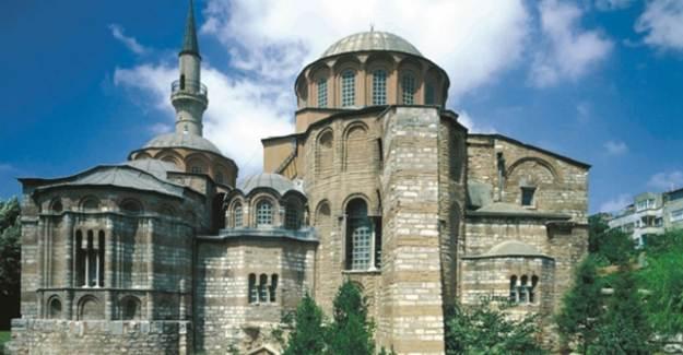 Müze Olarak Kullanılan Kariye Camii İbadete Açıldı!
