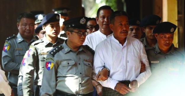 Myanmar'da Müslüman Avukatı Öldüren Sanıklara İdam Cezası Verildi
