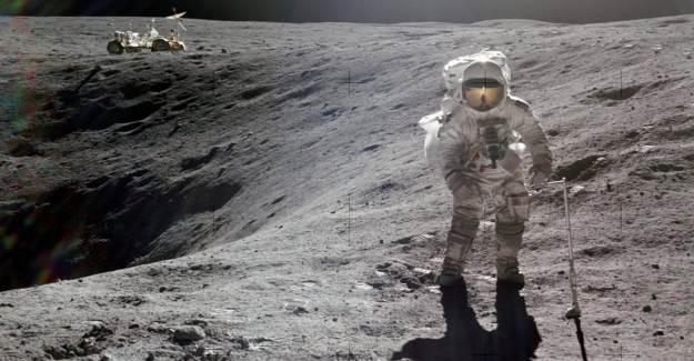 NASA, Artemis Projesi İle Aya Tekrar Astronot Gönderiyor