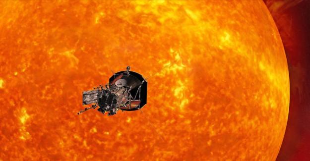 NASA Güneş Yolcusu !