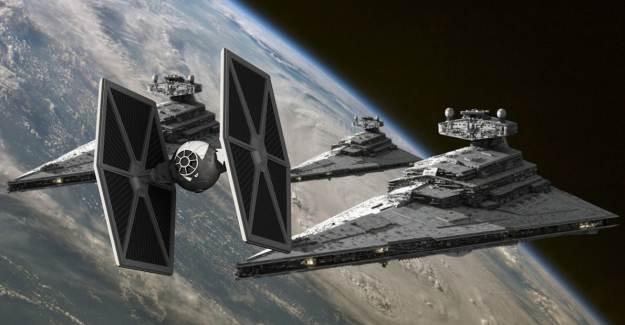 NASA'nın Galaksi Keşfi Star Wars Filmini Anımsattı