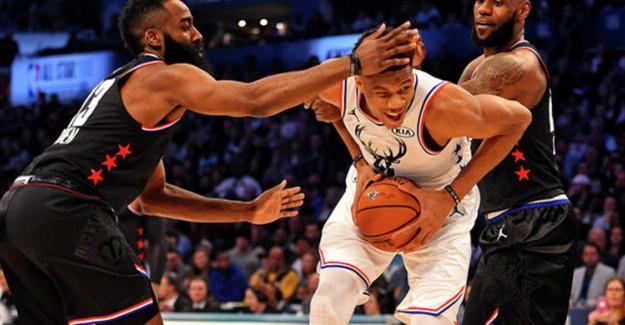 NBA All Star: Los Angeles Lakers 178 - 164 Milwaukee Bucks / Maç Sonucu