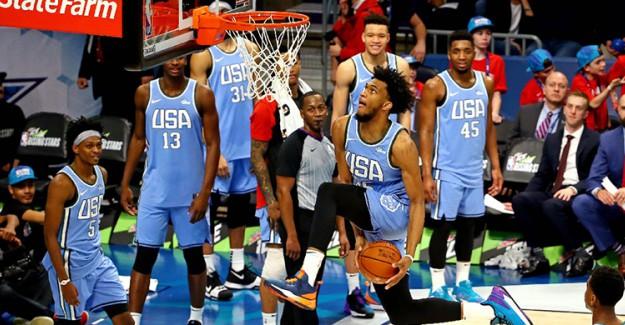 NBA All Star'ın İlk Kazananı ABD Karması Oldu