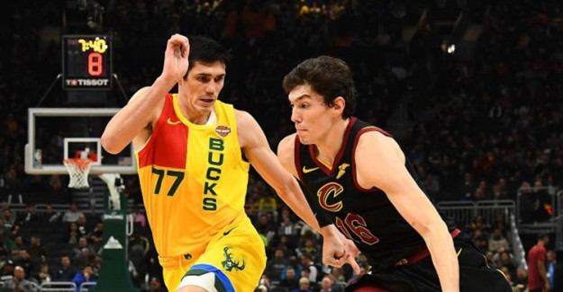 NBA'de Türk Gecesinde Ersan, Cedi'yi Üzdü!