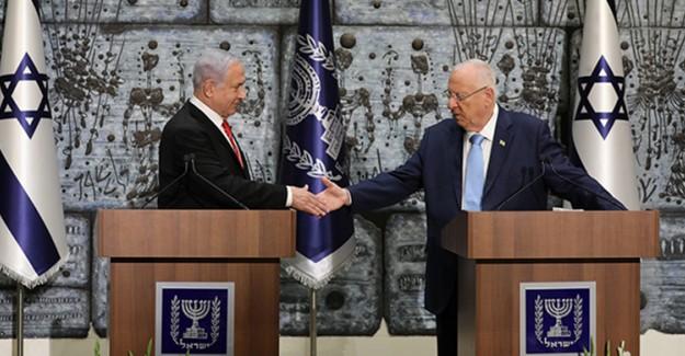 Netanyahu, Mavi Ve Beyaz'a Karşı