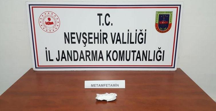 Nevşehir'de Uyuşturucu Operasyonu: 2 Gözaltı