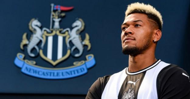 Newcastle United, Joelinton'ı 40 Milyon Sterlin Karşılığında Transfer Etti