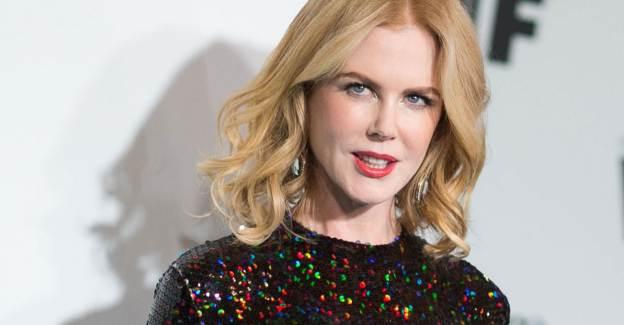 Nicole Kidman The Others Dizisinde