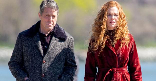 Nicole Kidman ve Hugh Grant'in Başrolünde Yer Aldığı HBO Dizisi Salgın Yüzünden Ertelendi