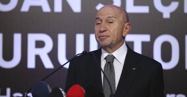 Nihat Özdemir: 'Harcama Limiti, TFF 1. Lig'e de Gelecek'