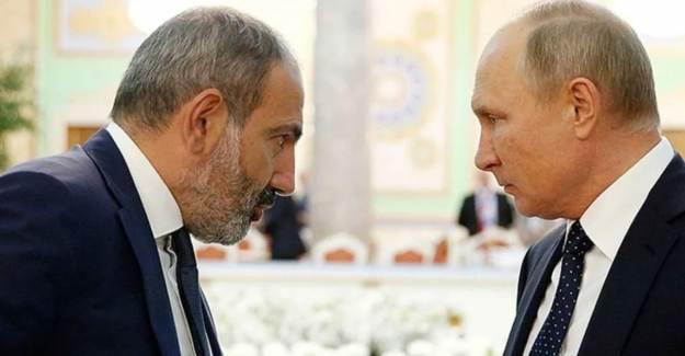Nikol Paşinyan, Putin ile Görüşme Gerçekleştirdi