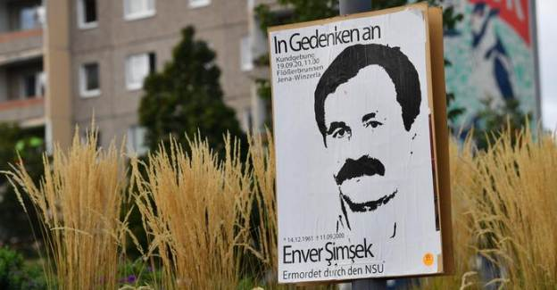 NSÜ Tarafından Öldürülen Enver Şimşek'in Adı Jena'da Bir Kente Verildi