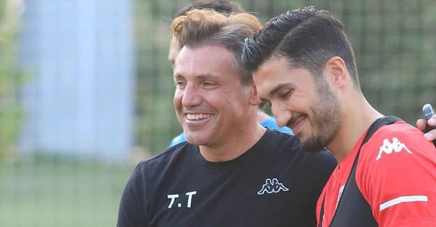 Nuri Şahin ve Serdar Gürler Antalyaspor'da