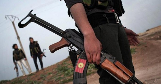 O Ülkelerin Askerleri PKK ile Omuz Omuza!