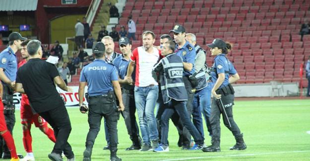 Olaylı Balıkesirspor-Ümraniyespor Maçı Hakkında Karar Verildi!