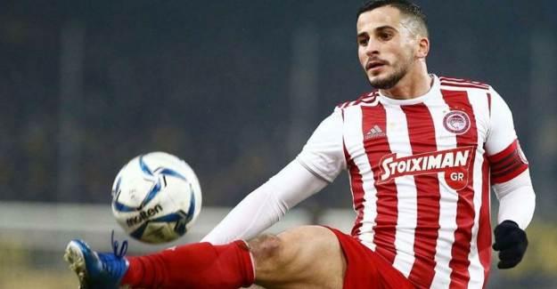 Omar Elabdellaoui, Olympiacos'a veda etti! Galatasaray'a Geliyor