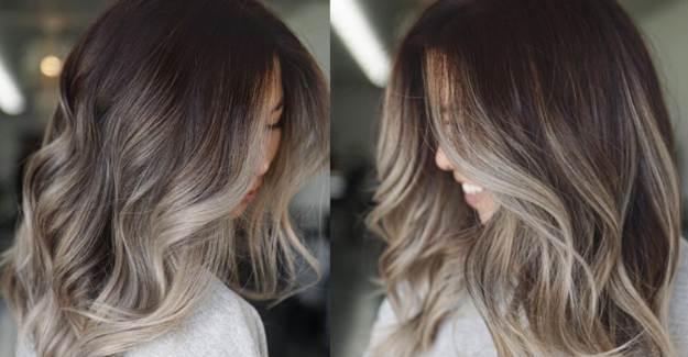 Ombre Saç Nasıl Yapılır?