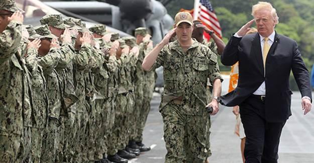 ABD Ordusu, Donald Trump'tan Talimat Bekliyor