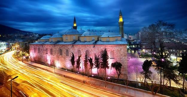 Osmanlı Payitahtı Bursa, Yeniden İhtişamına Kavuşuyor
