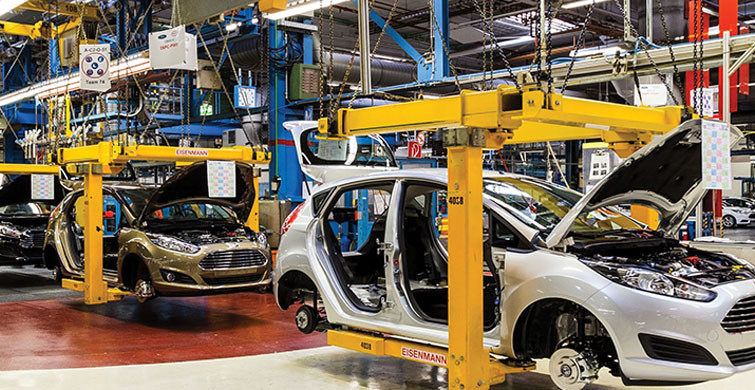 Otomotiv Sektörünün Yan Sanayi Ürünü İhracatı 1,8 Milyar Dolara Ulaştı