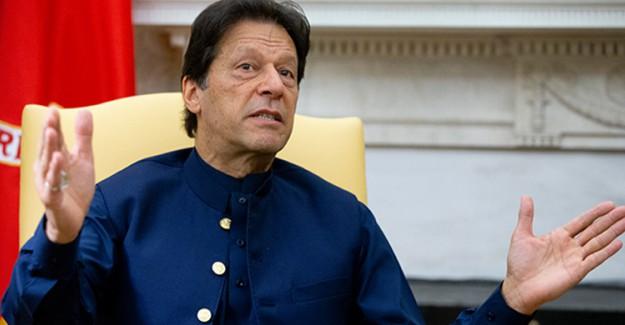 Pakistan Başbakanı Khan'dan Hindistan'a Tokat Gibi Cevap