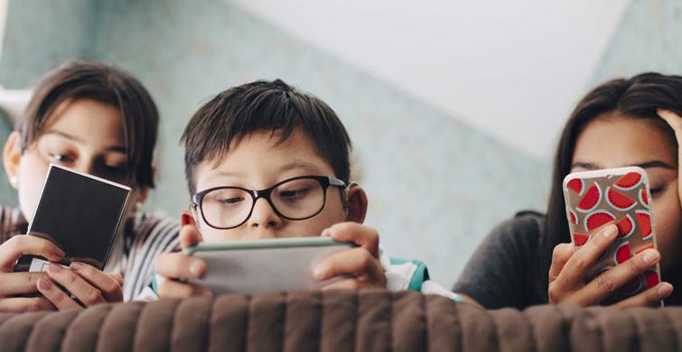 Pandemi Döneminde Çocuklarda Dijital Bağımlılık Arttı!