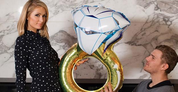 Paris Hilton 2 Milyon Dolarlık Yüzüğü Geri Vermedi