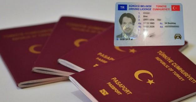 Pasaport ve Ehliyet'de Yeni Dönem Başlıyor!