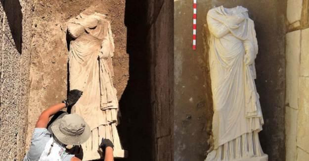 Patara'da Antik Kenti'nde Heyecanlandıran Keşif